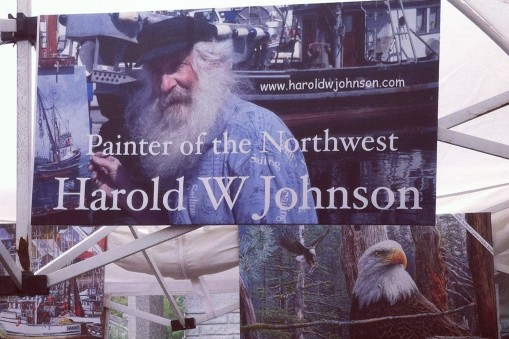 Painter of the Northwest