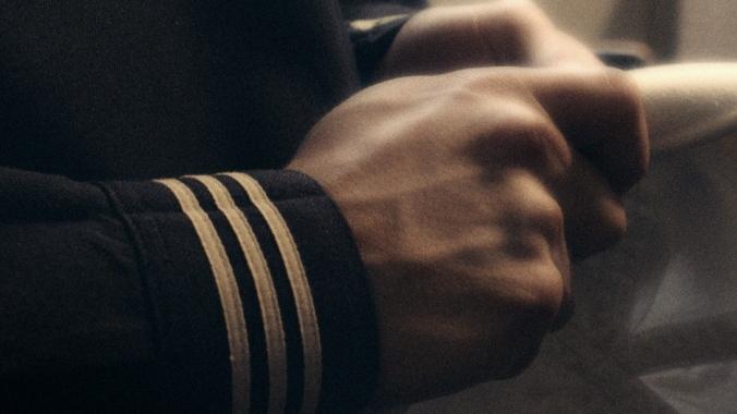 CU Seaman Hands