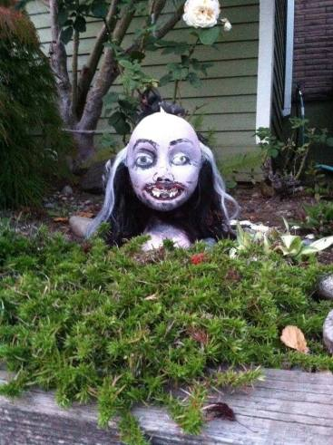Scary Decoration
