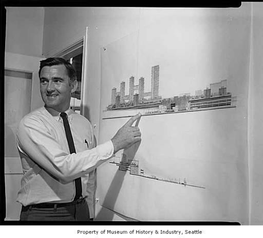 Paul Hayden Kirk. Seattle Architect.