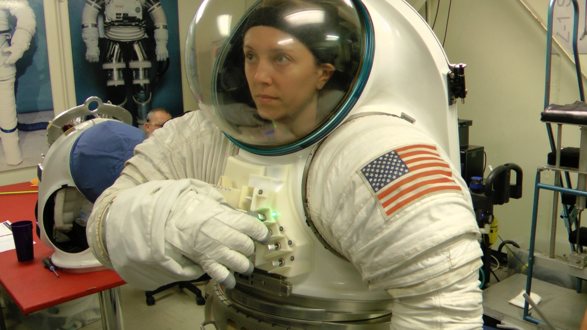 Meet the Woman Designing for the Stars of Outer Space