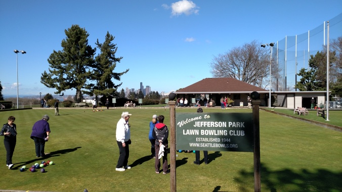 Jefferson Park Lawn Bowling Club